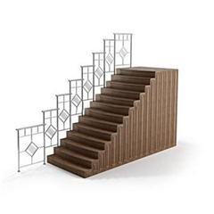 楼梯扶手134