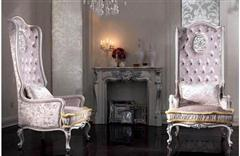 欧式椅子 3D模型下载