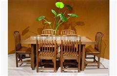 中式餐桌椅