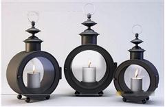 蜡烛台 3D模型下载