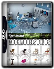 Evermotion Archmodels Vol 08 办公家具
