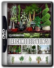 Evermotion – Archmodels vol 75 室内植物