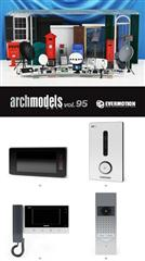 Archmodels vol 95 家庭安全工具
