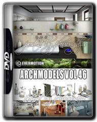 Evermotion Archmodels Vol 46 MAX 卫浴小玩意
