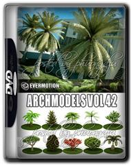 Evermotion Archmodels Vol 42 MAX 植物模型