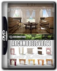 Evermotion Archmodels Vol 60 卷帘/百叶/窗帘