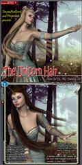 Renderosity The Unicorn Hair For V4 And A4独角兽头发