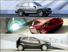 Dosch Design – Environment Scenes 概念汽车完整场景3D模型合辑
