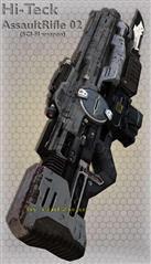 Hi-Teck AssaultRifle 高科技武器