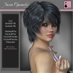 SWAM Narra Character