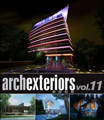 Evermotion – Archexteriors vol. 11室外场景