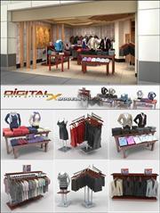 Digitalxmodels Vol 29 Clothing 4 服装模型