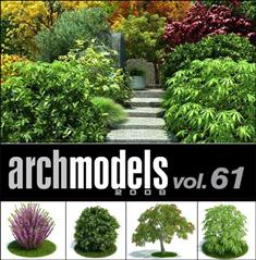 Evermotion – Archmodels vol. 61 (FBX)