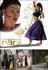 Daz Studio Middle Eastern Models Including Lorez Arab Male 阿拉伯服饰