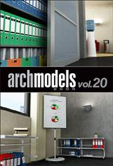 Evermotion – Archmodels vol. 20 (C4D)