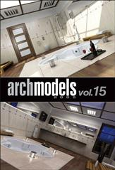Evermotion – Archmodels vol. 15 (C4D)