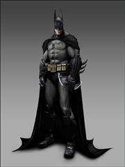 Batman Arkham Asilum Models 蝙蝠侠模型包