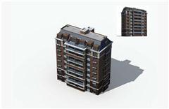 高层住宅建筑 028