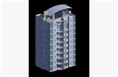 高层住宅建筑 100