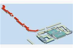 商场卖场建筑模型
