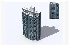 高层住宅楼