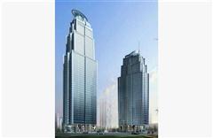 都市大厦 建筑外表