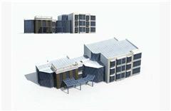 办公楼 建筑外表