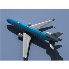 Boeing MD-11 波音飞机