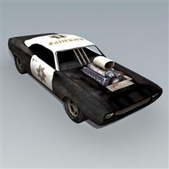 警车 PoliceCar