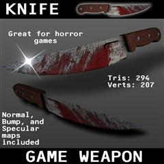 刀 Knife Game Weapon