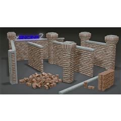 砖墙 Brick Wall