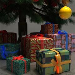 礼品盒 Gift box