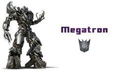 威震天 Megatron 变形金刚系列单体模型