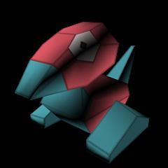 口袋妖怪 3D龙 Porygon