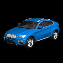 BMW x6 2013 set