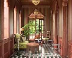 室内场景模型系列 东方风格 场景5
