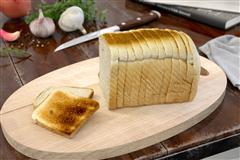 西方餐点 面包片