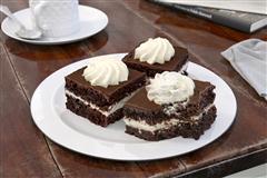 西方餐点 巧克力蛋糕