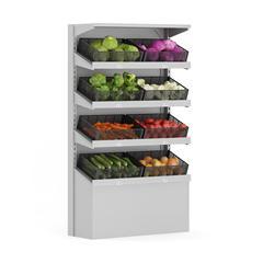 超市货架 蔬菜架
