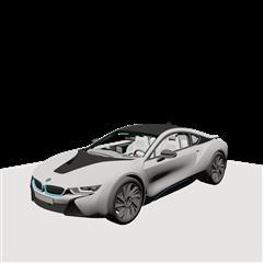 汽车系列 BMW i8 - 2015