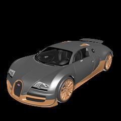 汽车系列 Bugatti Veyron Super Sport 2012
