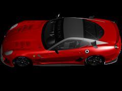 汽车系列 Ferrari-599-XX