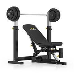 健身器材 斜卧平推板
