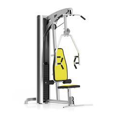 健身器材 坐姿平推器