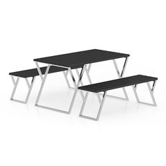 木质折叠桌椅