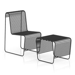 简约椅子和茶几