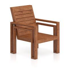 木质休闲座椅