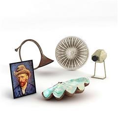 精美家居装饰用品   留声机