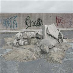 废弃建筑材料 沙石