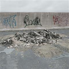 废弃石料 砖石